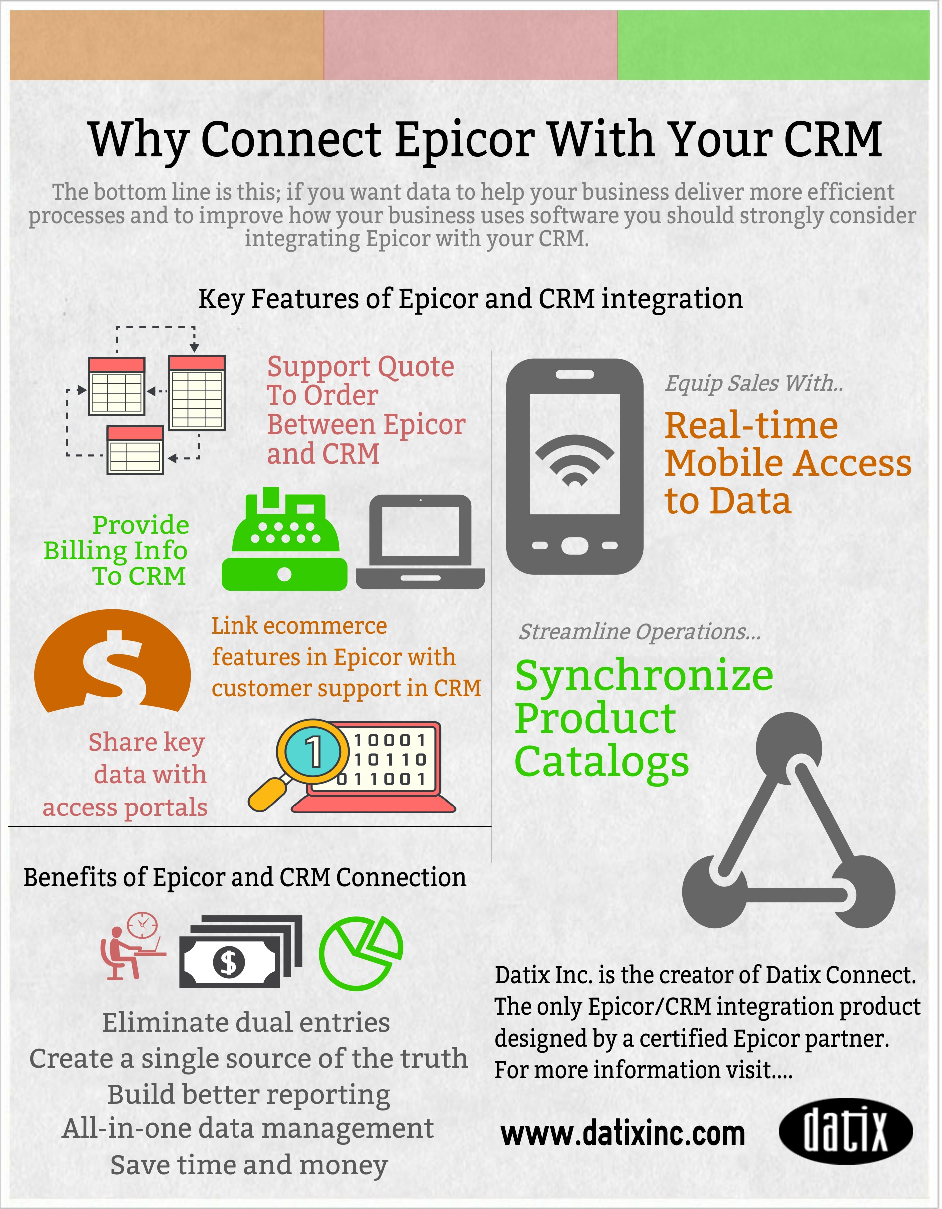 Connect Epicor With CRM