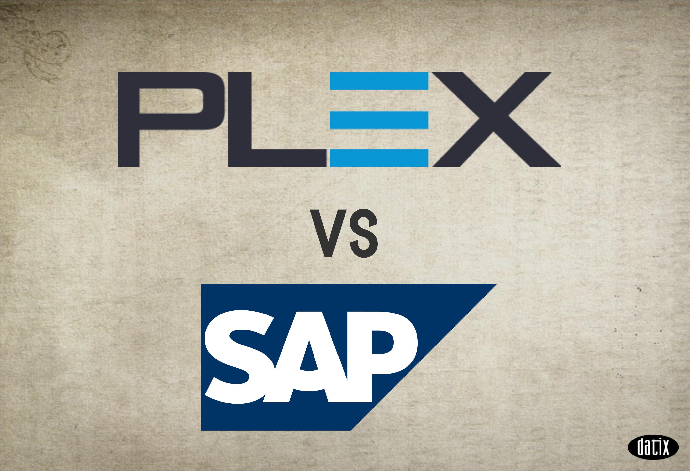 sap vs plex